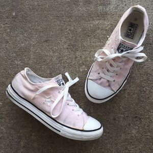 🆕 Listing!  Converse | Pink One Star Sneakers